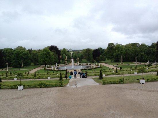 Steigenberger Hotel Sanssouci: Sanssouci palace park
