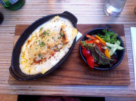 ASK Italian - London - Spring Street: Lasagne