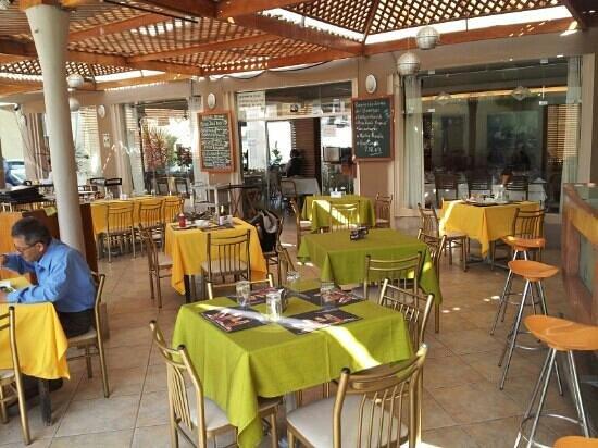 As de Oros : seating area