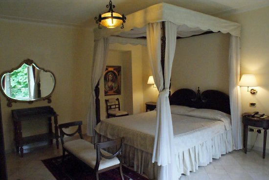Hotel Roma Imperiale: Bedroom