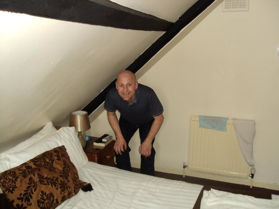 The Crescent Guest House: Attic Room