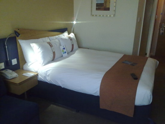 Holiday Inn Express London - Chingford - North Circular: HIE Chingford - Comfortable bed