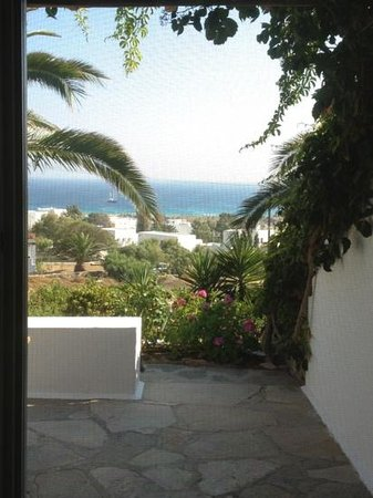 Kavos Boutique Hotel Naxos: great view to wake up to!