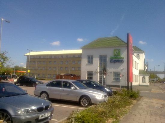 Holiday Inn Express London - Chingford - North Circular: HIE Chingford - External view
