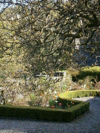 Monk Coniston: Walled garden