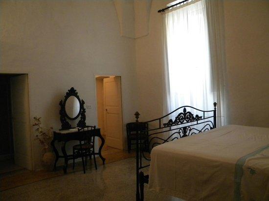 Palazzo Bitonti: camera gialla