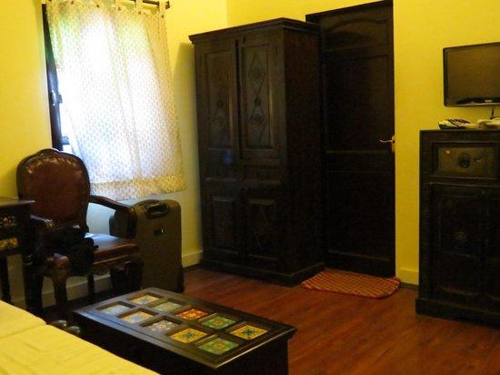 Hotel Utsav Niwas : Room interior