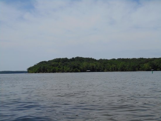 Kentucky Lakes / Prizer Point KOA: the lake