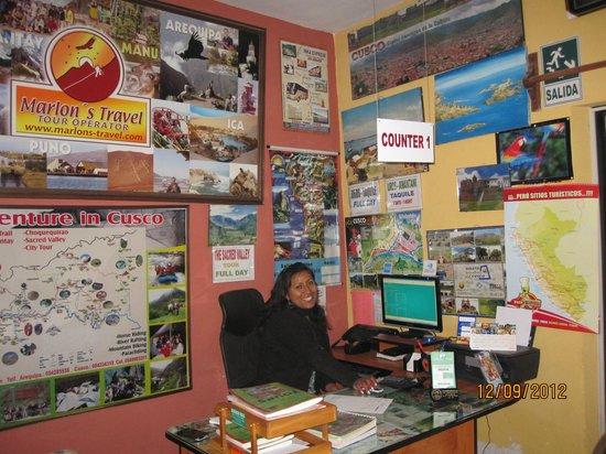Marlon's House Cusco-Peru : Our Travel Agency