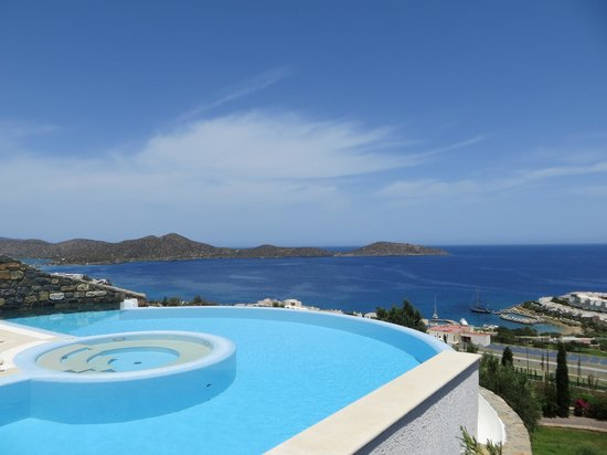 Elounda Gulf Villas & Suites: Pool