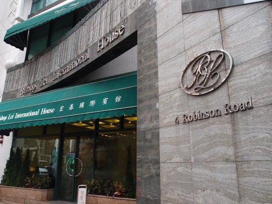 Bishop Lei International House: hotel