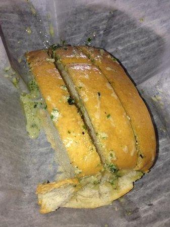 Atlantis Bistro : fresh bread