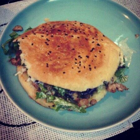 Sindbad : big chicken kebab