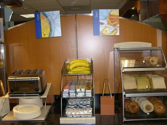 Holiday Inn Express Hotel & Suites Houston West-Energy Corridor: Menu Items