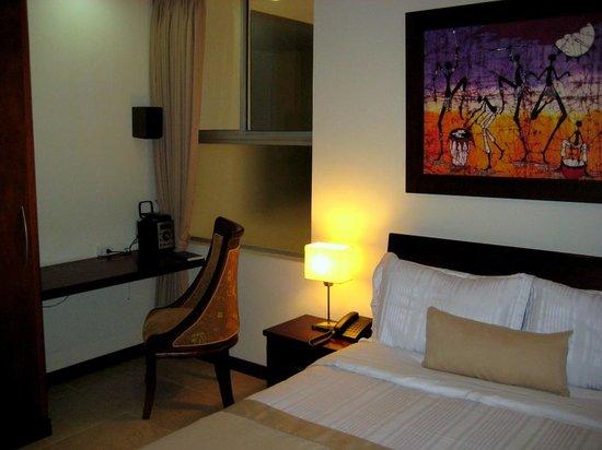 Hotel Primavera Plaza: Habitacion Estandar