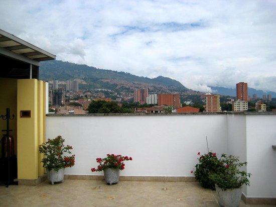 Hotel Primavera Plaza: Vista Terraza