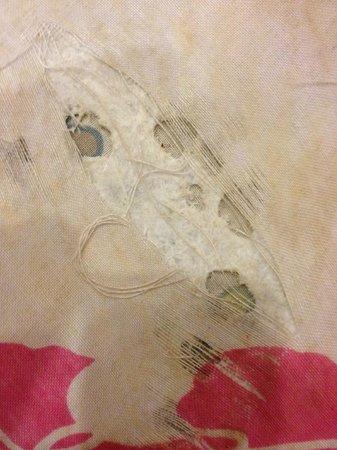 Ibis Bradford Shipley: Ironing board cover.2