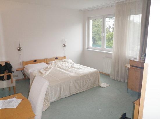 Hotel Set: Schlafzimmer