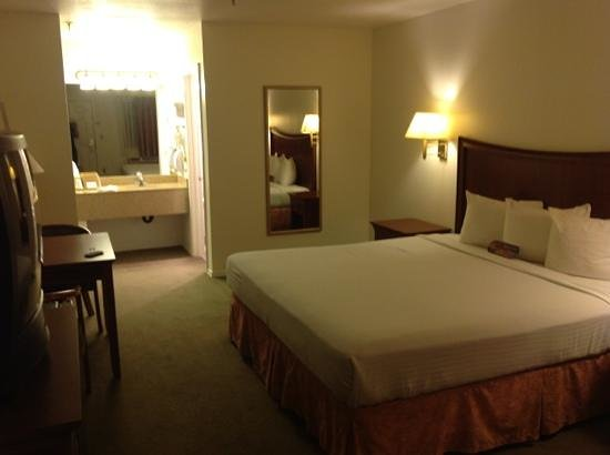 Rio Del Sol Inn Needles : room
