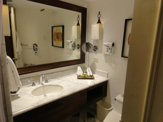 Real InterContinental Costa Rica at Multiplaza Mall: Bathroom