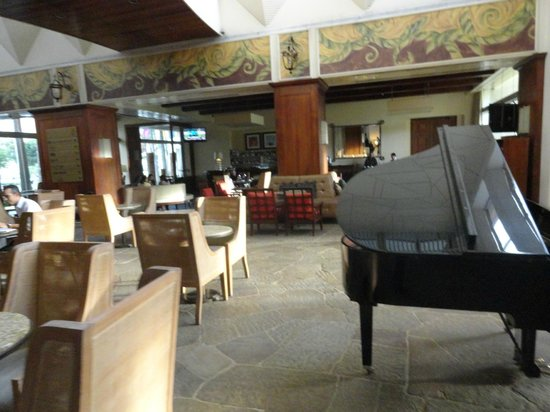 Real InterContinental Costa Rica at Multiplaza Mall: Lobby