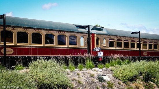 Napa Valley Wine Train: All Aboard!