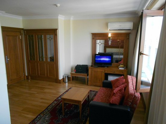 Lausos Hotel: Sultanahmed Suite