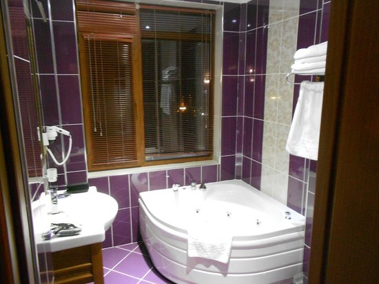 Lausos Hotel: Sultanahmed Suite - Bad mit Whirlpool