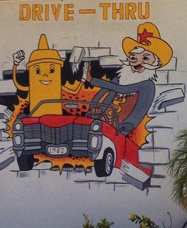 Mustard's Last Stand: Drive-thru