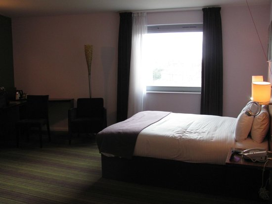 Holiday Inn Norwich City: Room 214, Accesible room