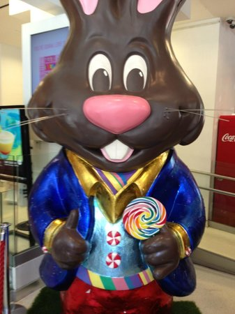 Image result for Dylan's Candy Bar nyc choco bunny
