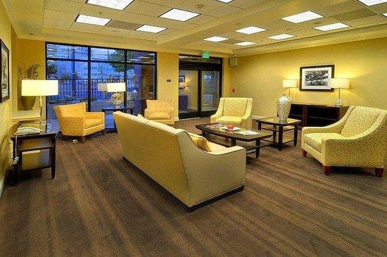 Hotel Med Park: Lobby