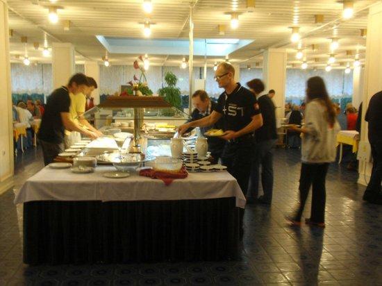 Brioni Hotel: Dining Room