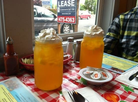 Southern Kitchen: mango lemonade