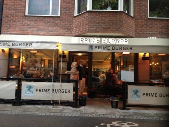 Photo of American Restaurant Prime Burger Company at 101 Birger Jarlsgatan, Stockholm 113 56, Sweden