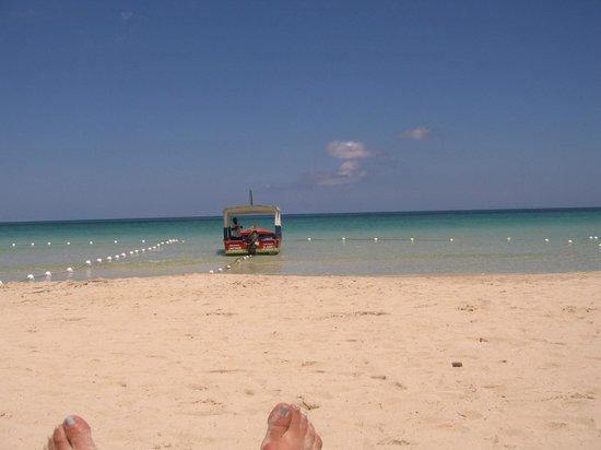 Kuyaba Hotel & Restaurant - Negril: Kuyaba Hotel beach