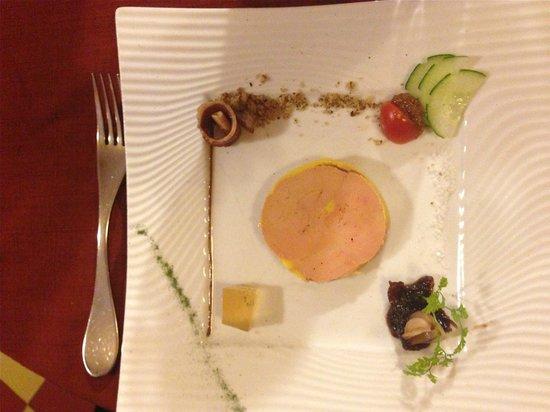Le Bistro de l'Octroi : Foie grass