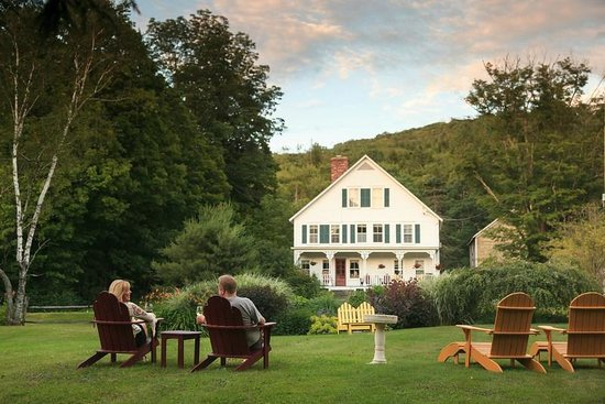 The Inn at Weston: Relax and unwind