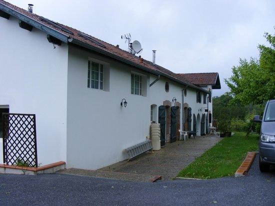 Maison Narbay : entrée principale