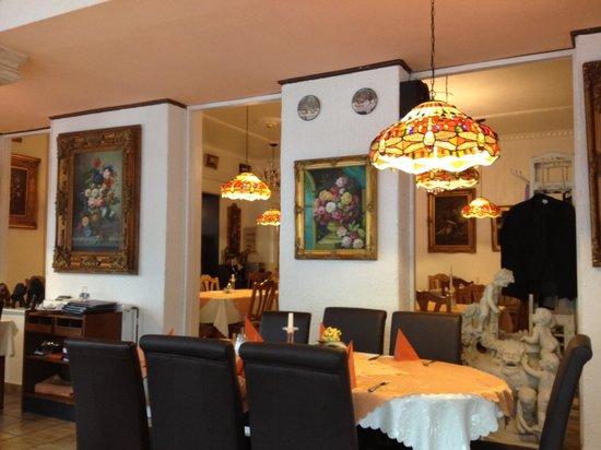 Restaurant Union Hotel Cochem.