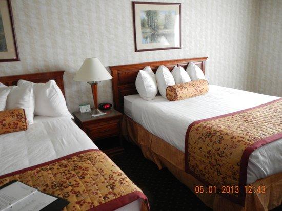 BEST WESTERN Desert Inn : our room