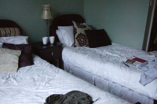 Roscrea Bed and Breakfast : Bedroom