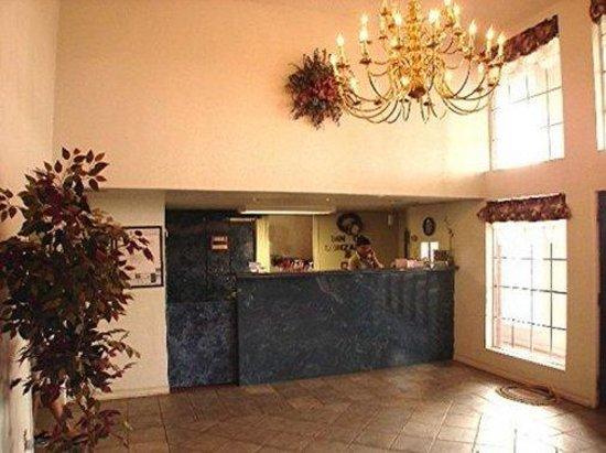Quality Inn : Interior