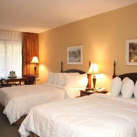 Mansion View Inn: 2 Beds