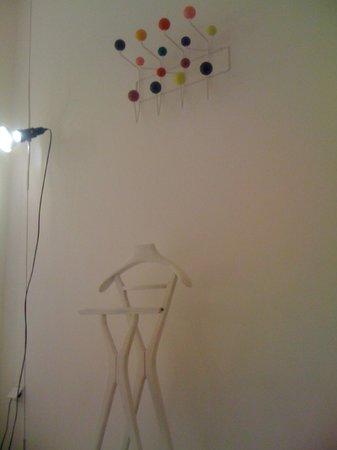 Legrenzi Rooms: appendiabiti