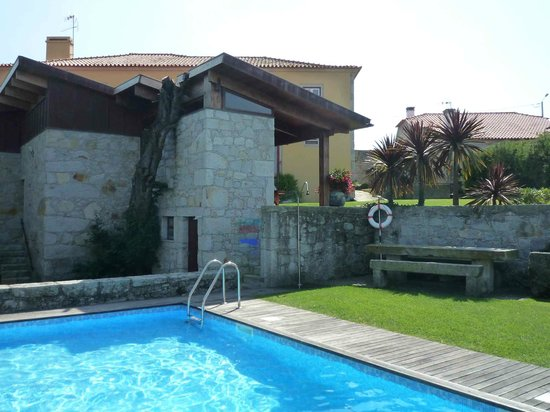 Casa D' Joao Enes Afife Residence: Der Pool