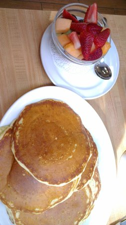 Sunset Grill: pancakes