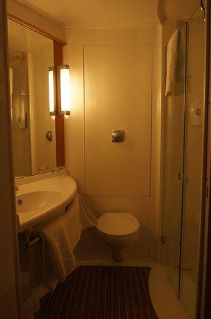Hotel Ibis Gloucester: En suite