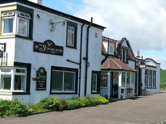 Staghead Inn: Staghead Front