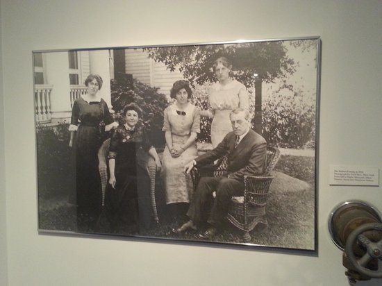 Woodrow Wilson Presidential Library and Museum: President's Family